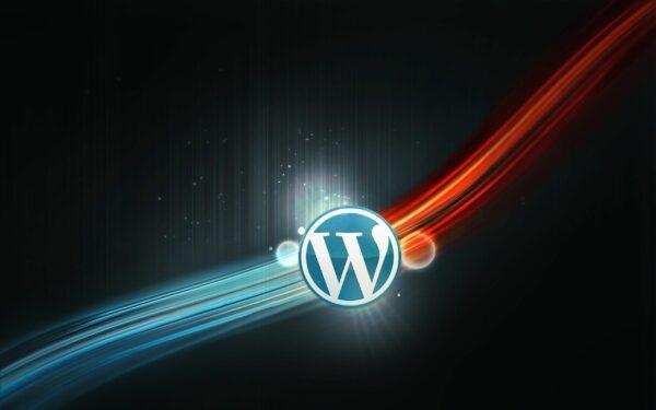 Wordpress Wallpaper geplanter Post öffentlich zugänglich